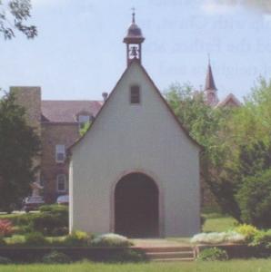 An image of the original Schoenstatt Shrine.